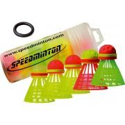 Speedminton Mixpack labda szett 5 db-os