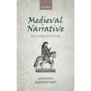 Medieval Narrative by Tony Davenport