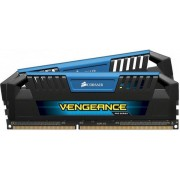 Memorii Corsair Vengeance Pro Series Blue DDR3, 2x4GB, 1866 MHz, CL 9