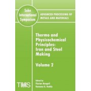 Advanced Processing of Metals and Materials (Sohn International Symposium): Thermo and Physicochemical Principles: Iron and Steel Making Volume 2 by Florian Kongoli