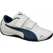 PUMA Drift Cat 5 L V Kids Blue,White