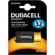 Duracell 32GB Professional USB 3.0 Flash Drive (DRUSB32PR)