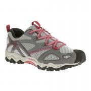 Merrell Women's Grassbow Rider Speed Hiking Shoes - Light Grey/Geranium - UK 5