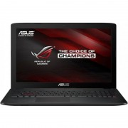 Laptop Asus ROG GL552VX-CN062D 15.6 inch Full HD Intel Core i7-6700HQ 32GB DDR4 1TB HDD 128GB SSD nVidia GeForce GTX 950M 4GB Grey Metalic