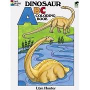 Dinosaur ABC Coloring Book by Llyn Hunter