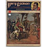 Harry Dickson, Numéro 19. Une Poursuite À Travers Le Désert.