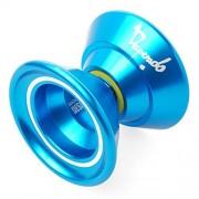 XCSOURCE ® YoYo Mágico Original Profesional Aluminio N5 5 Cuerdas y Guante TH006