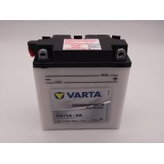 Varta 6N11A-3A baterie moto, scuter, atv 6V 12Ah 80A cod 012014008