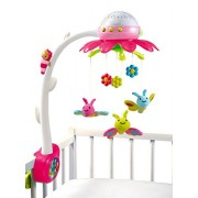 Smoby Cotoons Flowers Mobile-Blue