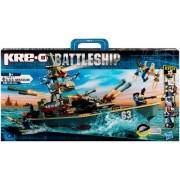 Kre-O - 389771480 - Jeu de Construction - Battleship - USS Missouri