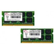 G.Skill 8 GB SO-DIMM DDR3 - 1333MHz - (F3-10666CL9D-8GBSQ) G.Skill Value Kit CL9