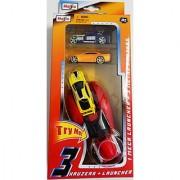 Maisto Tripal Car Launcher Set - Asort 2 (Multicolor)