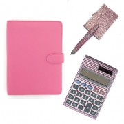 Pink Business Gift Set