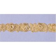 Gütermann / KnorrPrandell 8306079 - Striscia 24x1cm, confezione da 1, colore: Oro