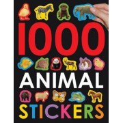 1000 Animal Stickers by Roger Priddy