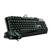 KBD, Cooler Master Devastator II, Gaming, комплект, Green
