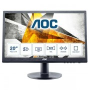 "AOC M2060swda2 19.53"" Full Hd Opaco Nero Monitor Piatto Per Pc Led Display 4038986105149 M2060swda2 10_0g30221"
