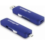 USB Flash Drive Integral Slide OTG 32GB USB 3.0