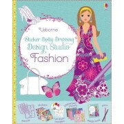 Sticker Dolly Dressing Design Studio Fashion by Fiona Watt