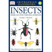 Smithsonian Handbooks: Insects by Assistant Curator of Entomology George C McGavin