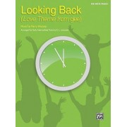Looking Back (Love Theme from Glee) by Kerry Muzzey