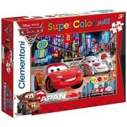 "Clementoni ""Cars 2 - Racing Rivals"" Maxi Puzzle (104 Piece)"
