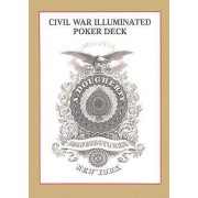 Civil War Illust.Playing Cards by U S Games Systems