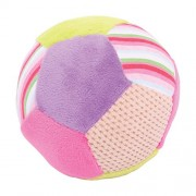 Bigjigs Toys BB507 Bella Rattle Ball Soft Plush