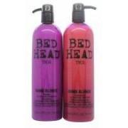 Tigi Duo Pack Bed Head Dumb Blonde 750ml Shampoo + 750ml Conditioner