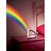 Kawachi Romantic Colourful LED Projector Lucky Rainbow Light Small Night