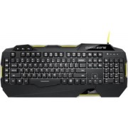 Tastatura Gaming Sharkoon Shark Zone K30, Iluminata (Neagra)