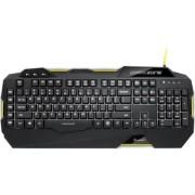 Tastatura Gaming Sharkoon Shark Zone K30, Iluminata (Neagra)