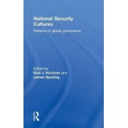 National Security Cultures by Emil J. Kirchner