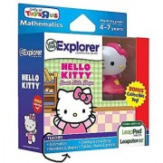 LeapFrog Explorer Disney Learning Games with Free Collectible Toy (Hello Kitty Sweet Little Shops)
