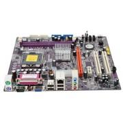 Placa de Baza Socket 775 ECS 671T-M Suporta procesoare Core 2 Duo Audio Video Integrat