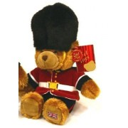"Keel Toys Plush 10"" Guardsman Teddy Bear"