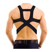 Dr. Wilson's Posture-Support Back Brace with Breathable Straps (Small)