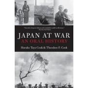 Japan At War by Haruko Taya Cook