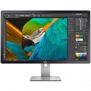 Monitor LED UltraSharp UP3216Q, 31.5'' Ultra HD 4K, 6ms, Negru/Gri