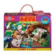 My Favorite Pets Floor Puzzle