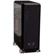 Full Tower Case, RIOTORO CR1280 Fully Customizable RGB Color Gaming Case with Clear Window Panel...