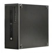 Refurbished - Calculator HP EliteDesk 800 G1 Tower, Intel Core i7 4770 3.4 GHz, 4 GB DDR3, 500 GB HDD SATA, DVD-ROM, Windows 7 Professional, Garantie pe Viata