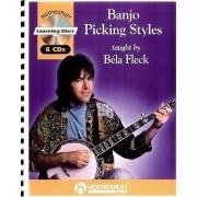 Banjo Picking Styles by Bela Fleck