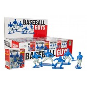 Kaskey Kids Baseball Guys Mystery Box Blue/Gray Inspires Imagination With Open-Ended Play Includes 24Piece For Ages 3 & Up Action Figure