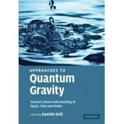 Approaches to Quantum Gravity by Daniele Oriti