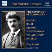Fritz/ Effrem Zi Kreisler - Complete Recordings Vol.3 (0636943206478) (1 CD)