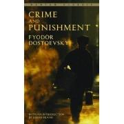 Crime & Punishment by F. M. Dostoevsky