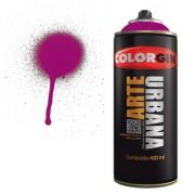 Spray Colorgin Arte Urbana 400ml - Framboesa