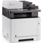 Multifunctional Kyocera ECOSYS M5526cdw, laser color, Fax, A4, 26 ppm, Duplex, ADF, Retea, Wireless + Jucarie Fidget Spinner OEM, plastic (Albastru)