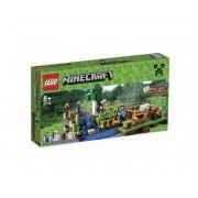 Фермата LEGO® Minecraft 21114